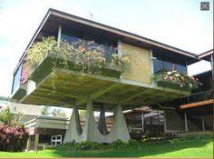 Aldo Ricci's residence Barquisimeto Venezuela Architect Fruto Vivas