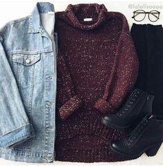 fashion, cool, and girl Bild