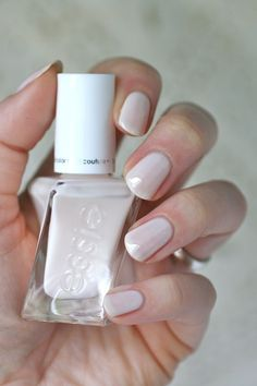 Yes! I'm so excited to FINALLY have gotten my hands on this gorgeous bridal collection! I was more than happy to discover Essie cho...