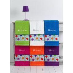 Desde 15,99€ el juego! #toallas de marca en #oferta en hogaresconestilo.com 27 colores distintos!