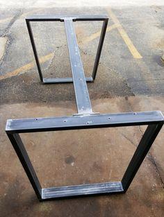 Trapèze jambes en acier avec 1 renfort modèle TTT07B1 | Etsy