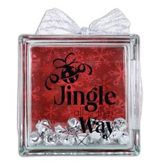 Crafts Direct Blog: glass block  Lots of great ideas for all holidays