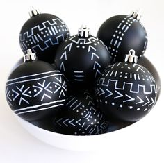 Christmas is in full swing over here and casa de Kailo Chic and I have been creating so many fun new ornaments this year. Yes, I realize th...
