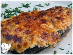 ΜΕΛΙΤΖΑΝΕΣ ΠΑΠΟΥΤΣΑΚΙΑ !!!   Νόστιμες Συνταγές της Γωγώς