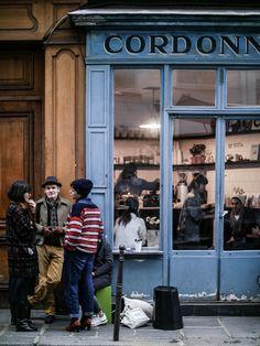 Local Milk | wander guide : a weekend in paris