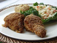 Fried Chicken (gebratenes Hühnchen)