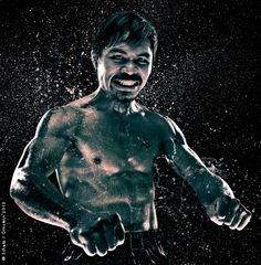 Manny Pacquiao. #Boxing #Sports