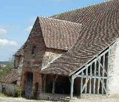La commanderie templière d 'Arville - Loir et Cher : la grange