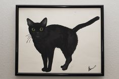 Hey, I found this really awesome Etsy listing at https://www.etsy.com/listing/497493486/black-cat