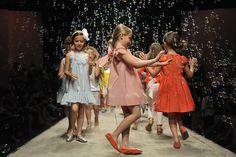 Spring-Summer '14 fashion show