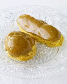 "Fill these puffs with pastry cream and top with a maple-espresso glaze -- or use the shells to make larger versions of our delicious Profiteroles dessert. This recipe was adapted from a version found in ""Entertaining.""Also try: Eclairs with Pastry Cream and Maple-Espresso Glaze"