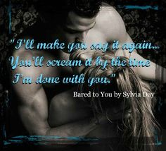 Bared To You (Sylvia Day)