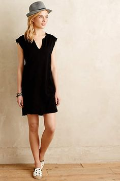 Love the dress, hate the hat:    Lake District Tunic Dress - anthropologie.com