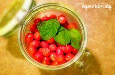 Żenicha kresowa czyli nalewka na owocach dzikiej róży |