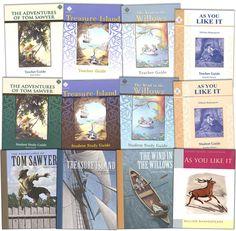 Memoria Press Literature Eighth Grade Package   Main photo (Cover)