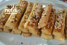 Tuzlu Krakerler ( Margarinsiz Nefis Lezzet)
