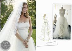Shop Your Tv: Revenge: Season 3 Episode 10 Emily's Wedding Dress