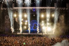 This what David Guetta's main stage set looked like at Exit Festival last year. We promise equally spectacular performances this year. Check out the lineup and our packages here: http://festkt.co/02VL0c
