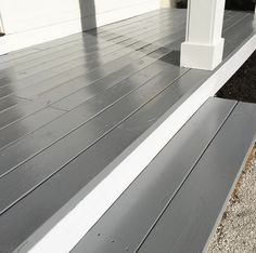 porch color valspar - mark twain house ombra gray, beneath my heart