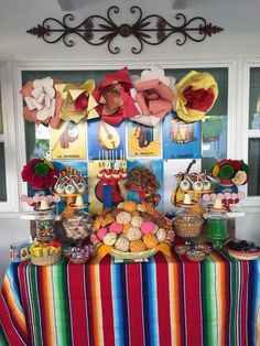 SweetMakery's Birthday / Fiesta / Mexican - Photo Gallery at Catch My Party Mexican Theme Baby Shower, Mexican Fiesta Birthday Party, Fiesta Theme Party, 4th Birthday Parties, Party Themes, Party Ideas, 20th Birthday, Diy Party, Birthday Ideas