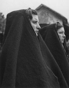 Artur Pastor - Retratos, norte de Portugal. Décadas de 50/60.