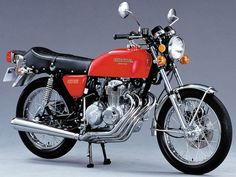 Honda CB400f supersport