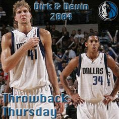 #tbt with Dirk and Devin back in '04! #MFFL