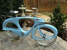 1960 Bowden Spacelander. I would so ride this