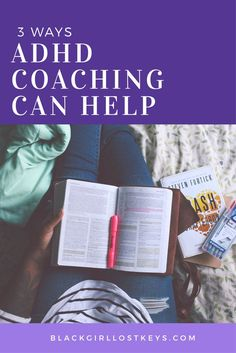 ADHD Coaching can help you manage your condition like never before!