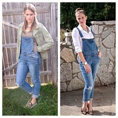 Regally Soled: Taking Overalls From Day to Night
