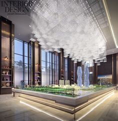 Foshan Greenland Center Sales Office