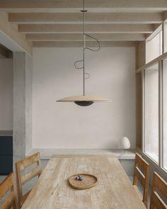 Concrete Plinth House London by DGN Studio | Yellowtrace Concrete Basin, Concrete Kitchen, Timber Ceiling, Timber Flooring, Concrete Retaining Walls, Concrete Floors, Concrete Wood, White Concrete, Cement