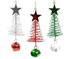 Free 3 Piece Christmas Ornaments