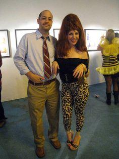 Halloween Al And Peggy Bundy Costumes Pinterest Fasching Und
