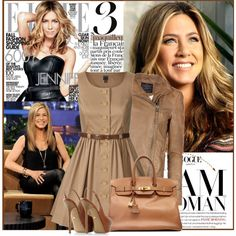 """Jennifer Aniston"" by rearay on Polyvore"