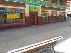 Se alquila local comercial con mucho escaparates #anunciosgratis #segundamano #compra y #venta #Madrid España