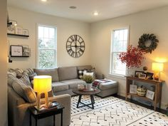 Designed by @nickser_upper White Rugs, Rug Cleaning, House Ideas, Area Rugs, Design, Home Decor, Living Room, House Decorations, Rugs