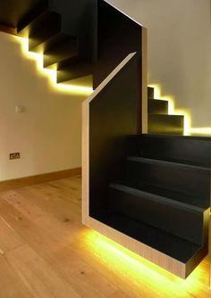 designer led treppenbeleuchtung
