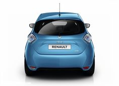 Renault Zoe 2017 poster, #poster, #mousepad