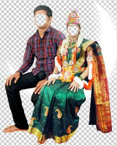 Indian Oti costume Download