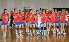 España está lista para el inicio del Europeo de Balonmano Júnior