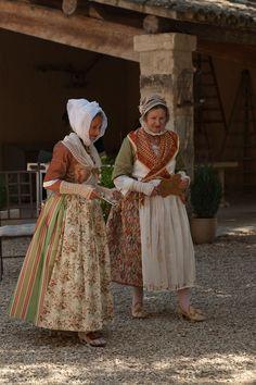 robe arlésienne 1-