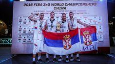 "#Serbia - World Champion in basketball 3x3 | #Србија - светски шампион у баскету ""3 на 3"""