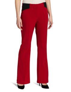 Briggs New York Women's Ponte Inset Pant           ($12.14) http://www.amazon.com/exec/obidos/ASIN/B009TT8H4O/hpb2-20/ASIN/B009TT8H4O