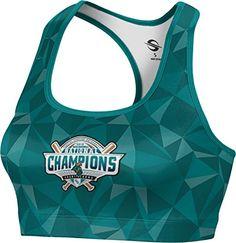 Womens Coastal Carolina 2016 NCAA Baseball National Champions Maya Sports Bra *** To view further for this item, visit the image link.