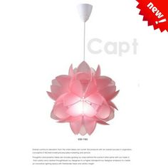 modern D35cm E27 brief pale pink PP ball pendant light spherical decoration lamp casual balcony lamp AC220/110v-inPendant Lights from Lights...