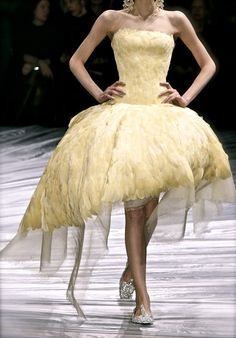 One of my all time favorite collections: Alexander McQueen F/W 2008