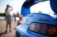 Toyota Supra logo - Toyota Supra MkIV celebration - Toyota UK Flickr