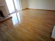 Τοποθέτηση και συντήρηση σε ξύλινο πάτωμα ή επένδυση σκάλας: Συντήρηση σε ξύλινο πάτωμα με έντονα νερά