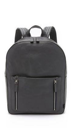 Uri Minkoff Leather Bondi Backpack Backpacks 5cabfc40d9d37